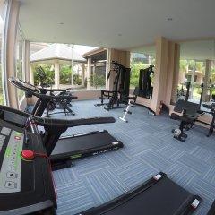 Отель Chivatara Resort & Spa Bang Tao Beach фитнесс-зал