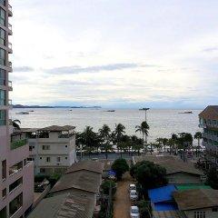 Отель Mike Beach Resort Pattaya пляж