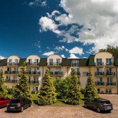 Отель Spa Hotel Diana Чехия, Франтишкови-Лазне - отзывы, цены и фото номеров - забронировать отель Spa Hotel Diana онлайн парковка