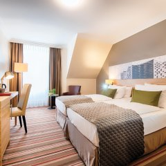 Leonardo Hotel Hamburg Stillhorn комната для гостей