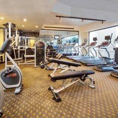Saigon Prince Hotel фитнесс-зал