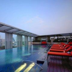Отель Marriott Executive Apartments Bangkok, Sukhumvit Thonglor Таиланд, Бангкок - отзывы, цены и фото номеров - забронировать отель Marriott Executive Apartments Bangkok, Sukhumvit Thonglor онлайн бассейн