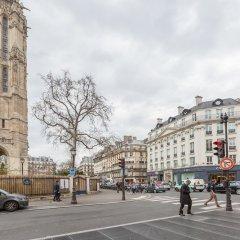 Апартаменты Apartment Ws Hôtel De Ville – Le Marais Париж фото 3
