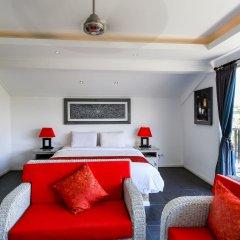 Отель Aleesha Villas комната для гостей фото 5