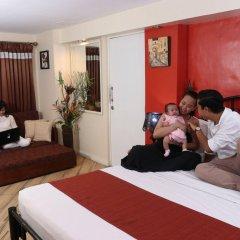 Отель 1775 Adriatico Suites Филиппины, Манила - отзывы, цены и фото номеров - забронировать отель 1775 Adriatico Suites онлайн комната для гостей фото 5
