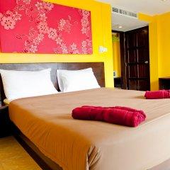 Отель Fullmoon Beach Resort комната для гостей фото 3