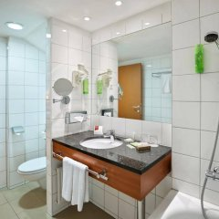 Отель Austria Trend Hotel Zoo Австрия, Вена - отзывы, цены и фото номеров - забронировать отель Austria Trend Hotel Zoo онлайн ванная фото 2