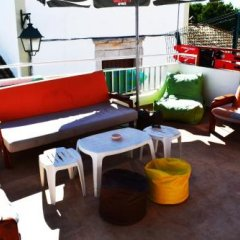 Отель Ria Hostel Alvor Португалия, Портимао - отзывы, цены и фото номеров - забронировать отель Ria Hostel Alvor онлайн бассейн фото 2