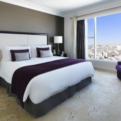 Four Seasons Hotel Amman комната для гостей
