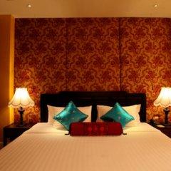 Shanghai Mansion Bangkok Hotel 4* Стандартный номер с различными типами кроватей фото 16