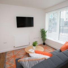 Апартаменты Moonside - Stunning Angel Apartments Лондон фото 20