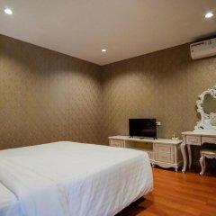 Отель The O-zone Airport Inn Бангкок комната для гостей фото 4