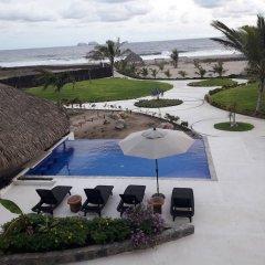 Отель El Secreto Мексика, Коакоюл - отзывы, цены и фото номеров - забронировать отель El Secreto онлайн бассейн
