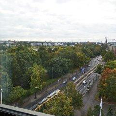 Отель Crowne Plaza Helsinki балкон
