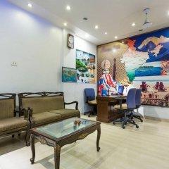 Отель Amax Inn Индия, Нью-Дели - отзывы, цены и фото номеров - забронировать отель Amax Inn онлайн развлечения