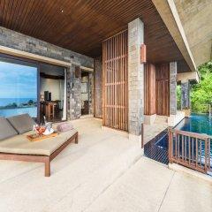 Отель Paresa Resort Phuket 5* Стандартный номер с различными типами кроватей фото 5