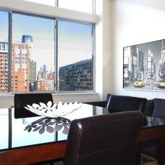 Отель Liberty View Suites at the Zenith США, Джерси - отзывы, цены и фото номеров - забронировать отель Liberty View Suites at the Zenith онлайн интерьер отеля фото 3