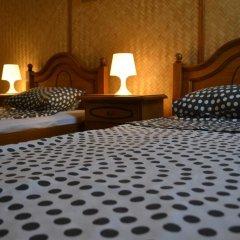 Гостиница Zakarpatska Kolyba комната для гостей фото 2