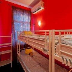 Беар хостел Маяковская Стандартный номер разные типы кроватей фото 10