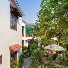 Отель Loc Phat Hoi An Homestay - Villa балкон фото 2