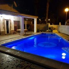 Отель Villa With 3 Bedrooms in Orihuela, With Private Pool, Enclosed Garden бассейн фото 3