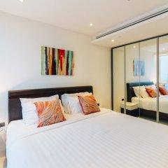 Отель Sea View Residence Cozy Beach By Jeab Паттайя комната для гостей фото 2