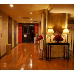 Отель Diamond Hotel Япония, Токио - 1 отзыв об отеле, цены и фото номеров - забронировать отель Diamond Hotel онлайн интерьер отеля фото 3