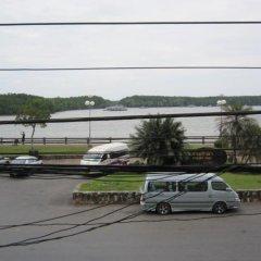 Отель Krabi Nature View Guesthouse парковка