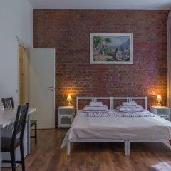 Гостиница Проворный Верблюд комната для гостей фото 3