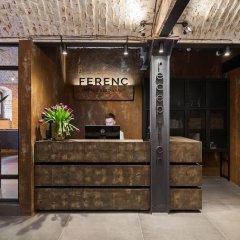 FERENC Hotel & Restaurant интерьер отеля
