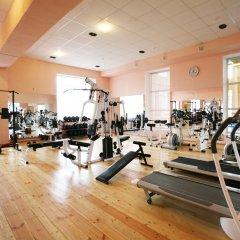Гостиница К-Визит фитнесс-зал