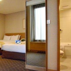 Hotel Skypark Central Myeongdong комната для гостей фото 16