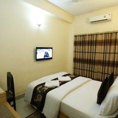 Отель Mahadev Hotel Непал, Катманду - отзывы, цены и фото номеров - забронировать отель Mahadev Hotel онлайн комната для гостей фото 3