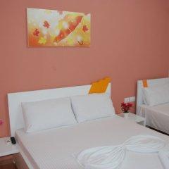 Отель Villa Green Garden Албания, Саранда - отзывы, цены и фото номеров - забронировать отель Villa Green Garden онлайн комната для гостей фото 2