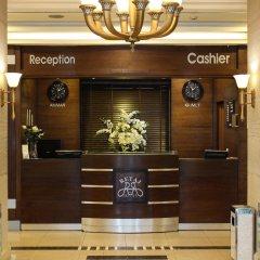 Отель Retaj Hotel Иордания, Амман - отзывы, цены и фото номеров - забронировать отель Retaj Hotel онлайн интерьер отеля