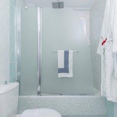 Отель Bella Santorini Studios ванная