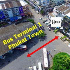 Отель bloo Hostel Таиланд, Пхукет - отзывы, цены и фото номеров - забронировать отель bloo Hostel онлайн парковка