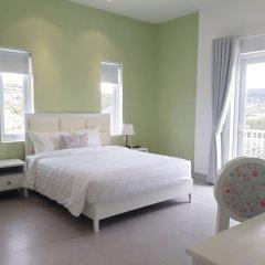 Отель Dalat De Charme Village Resort Далат комната для гостей фото 2