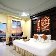 Курортный отель Amantra Resort & Spa комната для гостей фото 4
