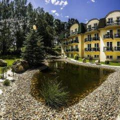 Отель Spa Hotel Diana Чехия, Франтишкови-Лазне - отзывы, цены и фото номеров - забронировать отель Spa Hotel Diana онлайн приотельная территория фото 2