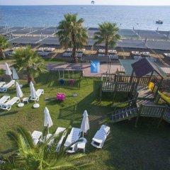 Отель Side Mare Resort & Spa Сиде пляж фото 2