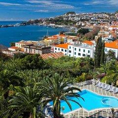 Отель Quinta Bela Sao Tiago Португалия, Фуншал - отзывы, цены и фото номеров - забронировать отель Quinta Bela Sao Tiago онлайн пляж фото 2