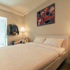 Chamberlain Hostel - Adults Only Бангкок комната для гостей фото 3