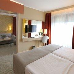 Отель Ensana Thermal Aqua Венгрия, Хевиз - 9 отзывов об отеле, цены и фото номеров - забронировать отель Ensana Thermal Aqua онлайн комната для гостей фото 2