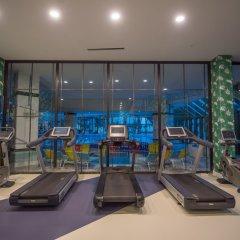 Отель Selectum Luxury Resort Belek фитнесс-зал фото 3