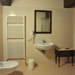 Hotel La Corte Корреззола ванная
