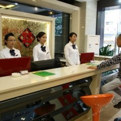Sixi Business Hotel (Dongguan Jinxia New Village) интерьер отеля