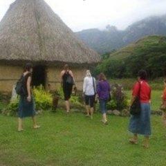 Отель Nalesutale Village Lodges Фиджи, Вити-Леву - отзывы, цены и фото номеров - забронировать отель Nalesutale Village Lodges онлайн приотельная территория