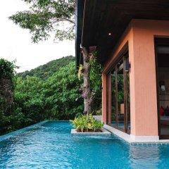 Отель Korsiri Villas Таиланд, пляж Панва - отзывы, цены и фото номеров - забронировать отель Korsiri Villas онлайн бассейн фото 2