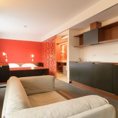 Отель 7 Days Premium Wien Вена комната для гостей фото 3